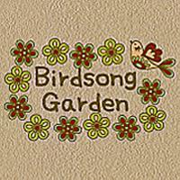 オリジナル アロマ ブランド Birdsong Garden
